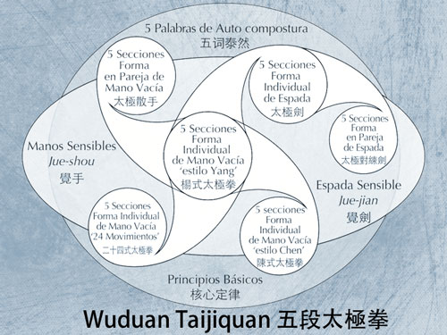 5 section taichi program